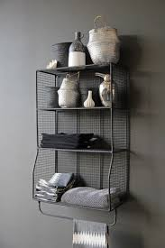 utility hanging shelves with rail from rockett st george