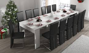 Extended Dining Table Extending Dining Table Console Groupon