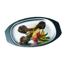 sizzle plate bon chef 82036 bakelite underliner for sizzle plate 9 1 4 x 14