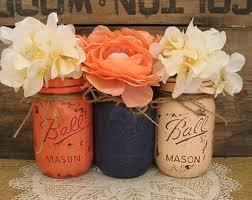 Mason Jar Wedding Decorations Pint Mason Jars Decorative Mason Jars Wedding Centerpieces