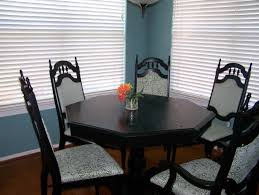 Furniture Kicking Octagon Table Design Ideas Dining Room Table - Octagon kitchen table