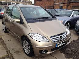 mercedes a class automatic for sale used mercedes 2005 model class a150 elegance se petrol