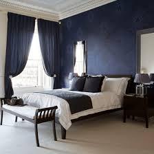 Blue Curtains Bedroom Terrific Blue Bedroom Curtains Ideas The Modern Home Decor
