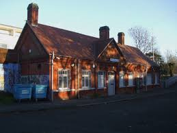 Beckenham Hill railway station