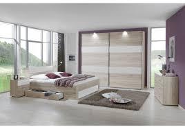 Schlafzimmerschrank Reinigen Schlafzimmer Mit Bett 180 X 200 Cm Eiche Sanremo Alpinweiss Woody