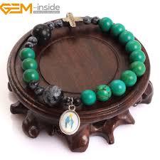 rosary bead bracelet gem inside mala anglican muslim catholic christian episcopal