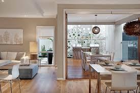 window light wooden flooring design with globe pendant lighting