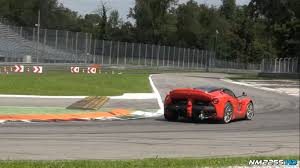 ferrari laferrari crash laferrari melon auto
