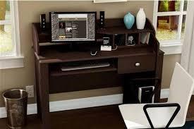 secretary desk with hutch home round