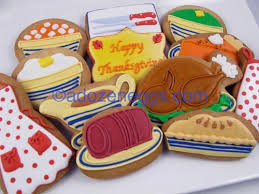 781 best fall and thanksgiving cookies images on