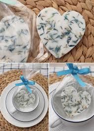 wedding favors diy all diy herb soaps as wedding favors weddingomania