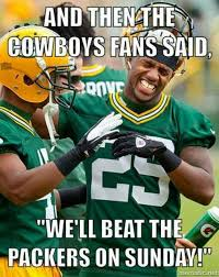 Funny Packers Memes - fuck them cowboys raiders 1 pinterest packers cowboys and