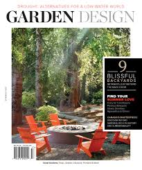 Good Home Design Magazines by Garden Design Magazine Rocks