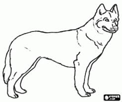 dogs coloring pages printable games