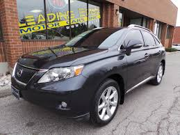 lexus suv 2003 new and used lexus rx 350s in toronto on carpages ca