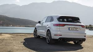 porsche suv black 2017 2018 porsche cayenne review caradvice road and tracks