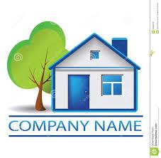 house and tree logo royalty free stock photos image 26986578