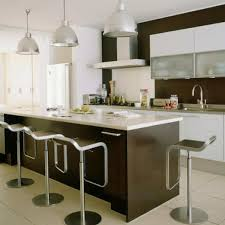 deluxe design dark wood kitchen interior modern style decor playuna