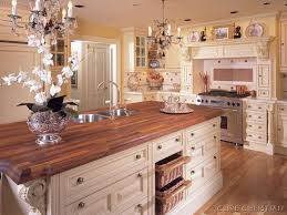 Kitchen Butcher Block Island by Kitchen Style Butcher Block Kitchen Island White Granite Floors