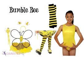 Bumble Bee Halloween Costume 26 Halloween Costume Ideas Gymnastics Leotards