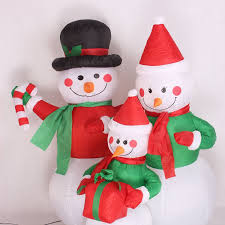 Cheap Outdoor Inflatable Christmas Decorations online get cheap snowman inflatable aliexpress com alibaba group