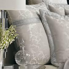 Silver Comforter Set Queen Furnitures Piece Bedding Mini Amazoncom Chic Home Grace Queen
