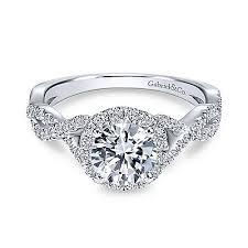 halo wedding rings images Marissa 14k white gold round halo engagement ring er7543w44jj jpg