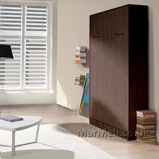 double vertical wall bed space saving murphy bed u2013 marmell