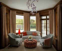 Windows Family Room Ideas Family Room Ideas With Stunning Window Treatment With