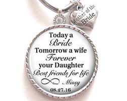 Mother Daughter Keychain Etsy