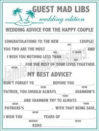 fun idea to keep guests entertained during social hour before