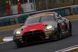nissan gtr nismo gt3 nissan gt r finishes 1 2 in round 7 super gt championship