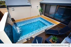 Mini Pools For Small Backyards by 15 Great Small Swimming Pools Ideas Home Design Lover