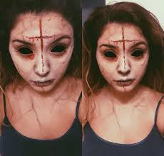 Super Scary Halloween Costumes Girls 25 Horror Costume Ideas Horror Makeup Scary