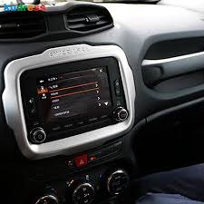 jeep renegade 2014 interior for jeep renegade 2014 2015 2016 car styling abs matte cover trim