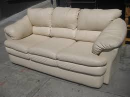 white leather sofa for sale uhuru furniture collectibles sold white leather sofa 100