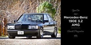 mercedes 190e 3 2 amg mercedes amg baby hammer is a fulfilled petrolicious
