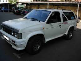 nissan terrano 1990 1988 nissan terrano for sale 2 4 gasoline manual for sale
