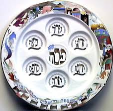 the passover plate passover plate
