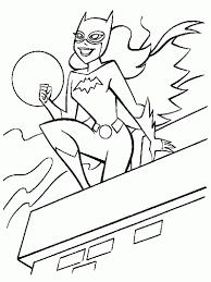 Batgirl Coloring Page Many Interesting Cliparts Batgirl And Supergirl Coloring Pages Printable