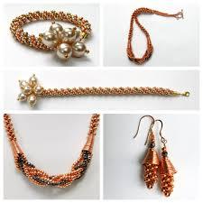 metal seed bead kumihimo designs by pru mcrae