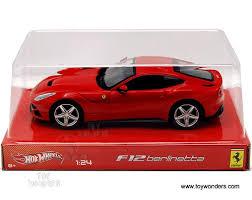 f12 model f12 berlinetta top bck02r 1 24 scale mattel