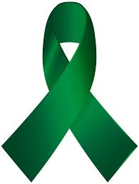 emerald green ribbon green awareness ribbon png clip best web clipart