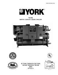 york style a ycws user manual 52 pages