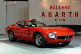 1968 alfa romeo carabo concept the scissor door is invented 1974