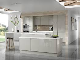 image cuisine moderne cuisine bois gris clair moderne le chez vous wekillodors com