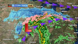 Radar Map Of Michigan by Winter Storm Warning For Most Of West Michigan Monday Woodtv Com