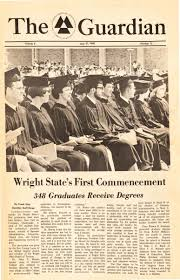 Wright State University Map by Wright State Newsroom U2013 Online Newspaper Collection Offers View Of
