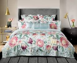 catch com au sheridan harbar queen bed quilt cover set willow