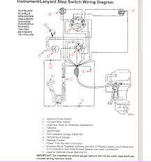 boat ignition wiring diagram mercury boat diy wiring diagrams